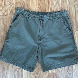 Croft & Barrow Khaki Green Shorts